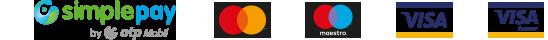 SimplePay online fizetés