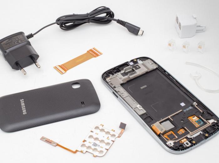 Mobil- és vezetékes telefon alkatrészek